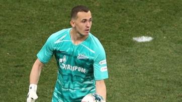 Лунев: «Я сейчас не номер один в сборной»