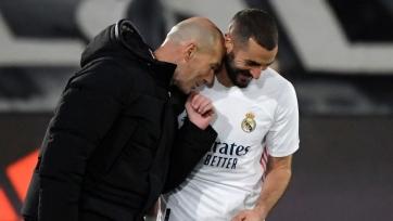 Бензема: «Разочарован уходом Зидана из «Реала»