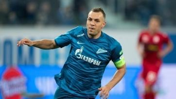 Дзюба признан лучшим игроком «Зенита» в сезоне по версии болельщиков