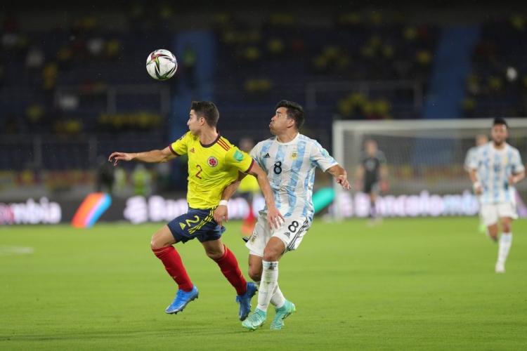 Колумбия – Аргентина – 2:2. Обзор матча и видео голов