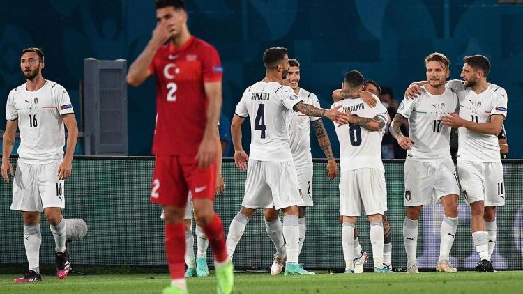 Турция – Италия – 0:3. Обзор матча и видео голов
