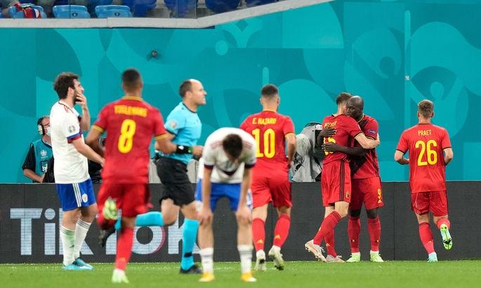 Бельгия – Россия – 3:0. Обзор матча и видео голов