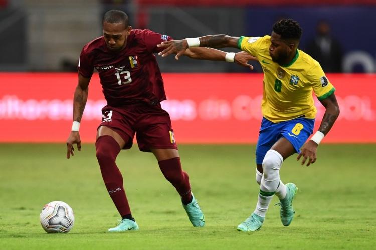 Бразилия – Венесуэла – 3:0. Обзор матча и видео голов