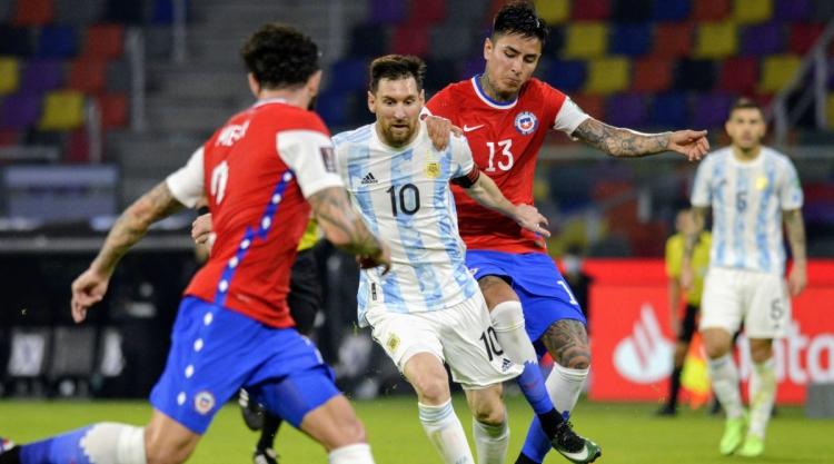 Аргентина – Чили – 1:1. Обзор матча и видео голов