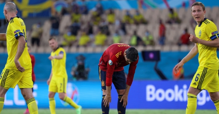 Испания – Швеция – 0:0. Обзор матча