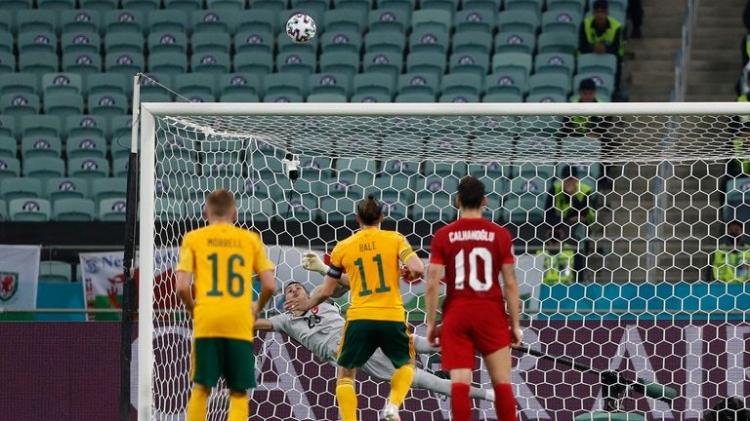 Турция – Уэльс – 0:2. Обзор матча и видео голов