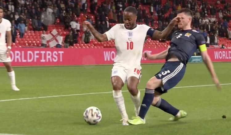 Британское дерби на Евро завершилось без забитых мячей