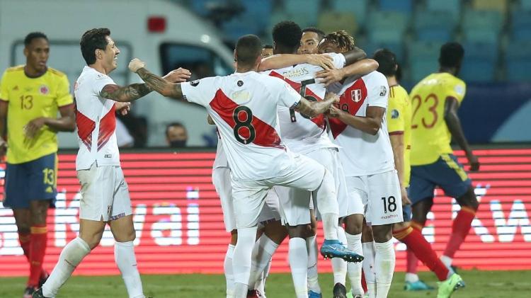 Колумбия – Перу – 1:2. Обзор матча и видео голов