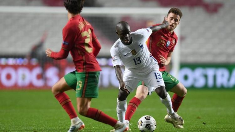 Португалия – Франция – 2:2. Обзор матча и видео голов