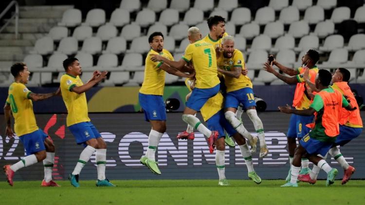 Бразилия – Колумбия – 2:1. Обзор матча и видео голов