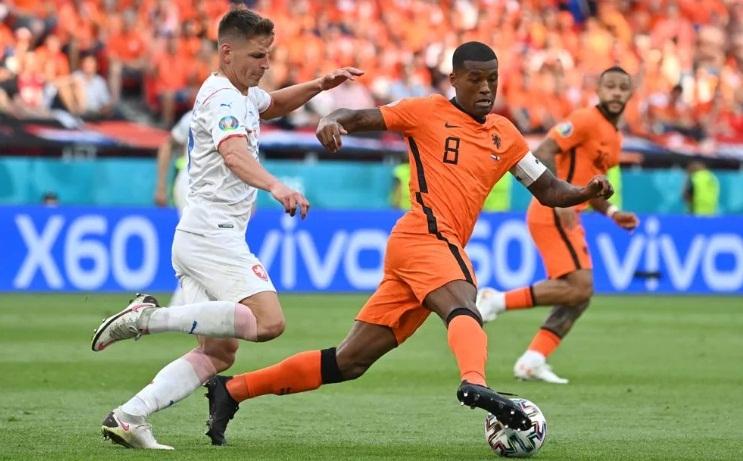 Нидерланды – Чехия – 0:2. Обзор матча и видео голов