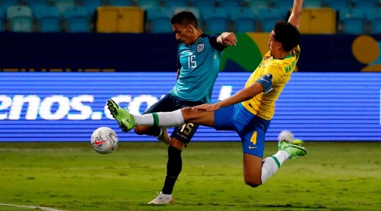 Бразилия – Эквадор – 1:1. Обзор матча и видео голов