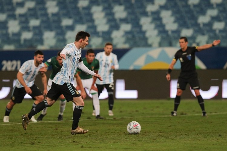 Боливия – Аргентина – 1:4. Обзор матча и видео голов