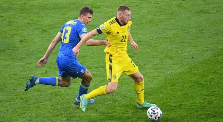 Швеция – Украина – 1:2. Обзор матча и видео голов