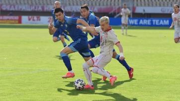 Казахстан разгромно уступил Северной Македонии, Эстония и Косово выиграли свои матчи