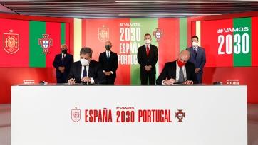 Испания и Португалия вступили в борьбу за ЧМ-2030