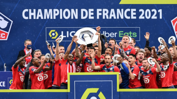 Андер «доги» на вершине: итоги сезона в Лиге 1