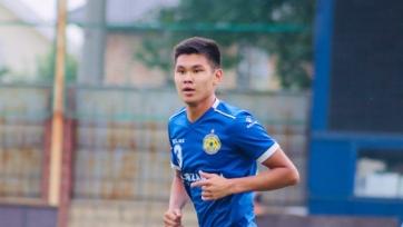 Сборная Кыргызстана была вынуждена играть в матче отбора ЧМ-2022 с защитником в воротах
