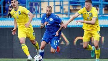 Украина – Кипр – 4:0. Обзор матча и видео голов