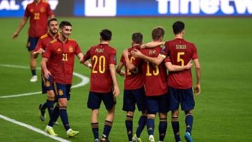 Сборная Испании вызовет еще четырех игроков