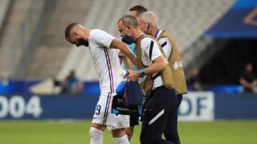 Бензема получил травму в спарринге со сборной Болгарии