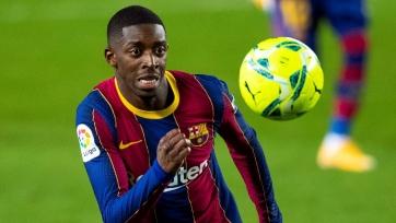 Дембеле будет поставлен ультиматум от «Барселоны»