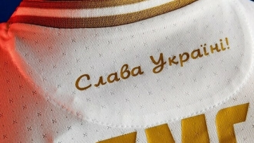 УЕФА внес изменения в форму сборной Украины на Евро-2020