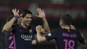 Альба: «Суарес многое дал «Барселоне»