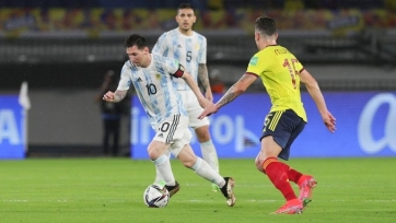 Оглашена заявка сборной Аргентины на Кубок Америки