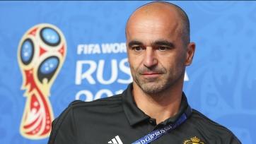 Мартинес: «Игра с Россией будет испытанием для Бельгии»