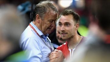 Сборная Дании намерена выйти из группы на Евро-2020