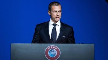 Президент УЕФА»: «Клубы Суперлиги напоминают прогуливающих школу детей, которых не зовут на вечеринки»