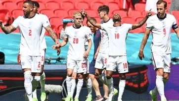 Англия обыграла Хорватию в матче 1-го тура Евро-2020