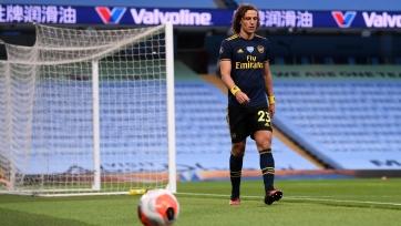 Давид Луис может продолжить карьеру в Лиге 1