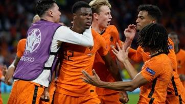 В шаге от сенсации. Нидерланды дожали Украину