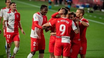 «Жирона» обыграла «Райо Вальекано» в первом матче за выход в Ла Лигу