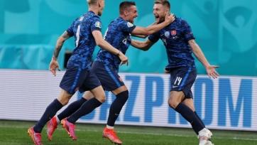 Словакия в большинстве обыграла Польшу