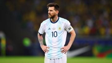 Месси стал лучшим бомбардиром в истории сборной Аргентины