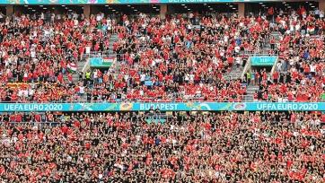 Поединок Венгрия – Португалия собрал 61 000 зрителей