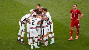 Под занавес. Сборная Португалии убедительно вырвала победу у команды Венгрии