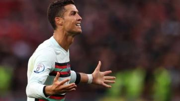 Роналду превзошел исторический рекорд Платини на Евро