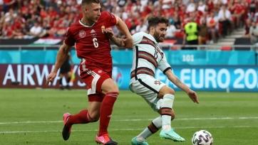 Венгрия – Португалия – 0:3. Видео матча и обзор голов