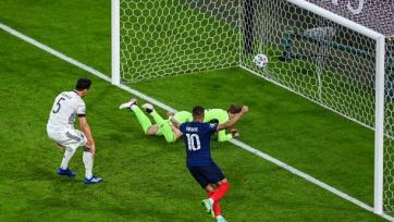 Франция – Германия – 1:0. Текстовая трансляция матча