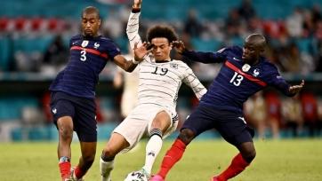 Французы не забили, но обыграли Германию