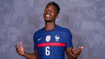 Погба признан лучшим игроком матча Франция – Германия