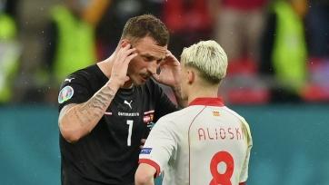Арнаутович дисквалифицирован на Евро-2020