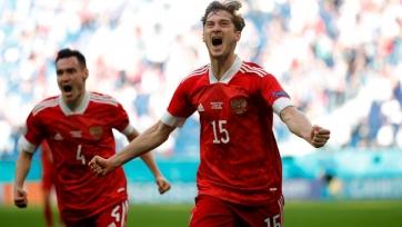 Первые очки на Евро. Россия обыграла Финляндию
