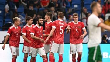 Сборная России впервые за 13 лет не пропустила в матче чемпионата Европы