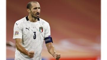 Кьеллини побил рекорды Кассано и Дель Пьеро на Евро