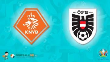 Нидерланды – Австрия – 2:0. Текстовая трансляция матча
